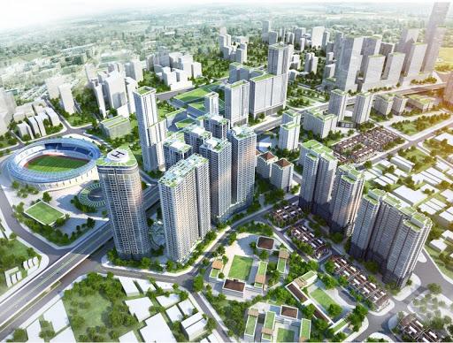 """Tình hình thị trường bất động sản năm 2020: Khó xảy ra """"bong bóng"""""""